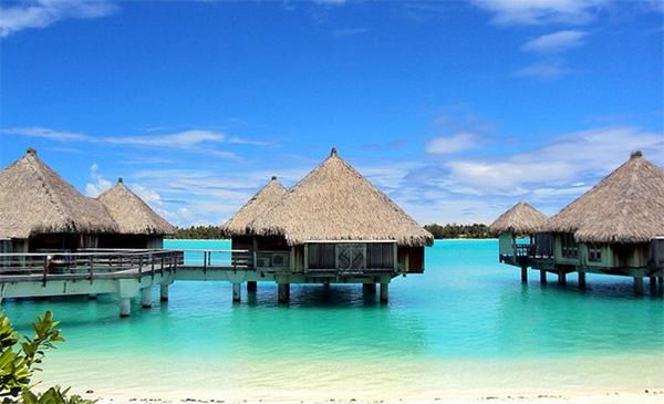 St. Regis in Bora Bora