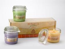 Borghese Gardens Tuscan Home Candle Collection ($39)