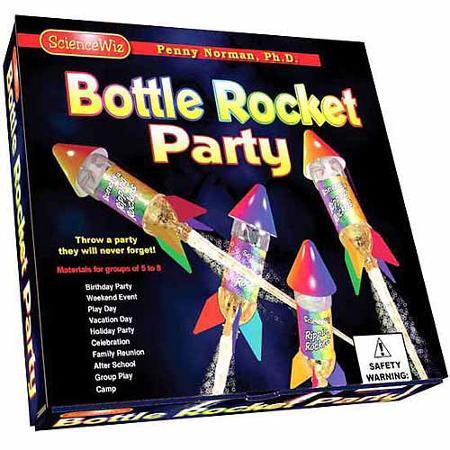 Bottle Rocket Party
