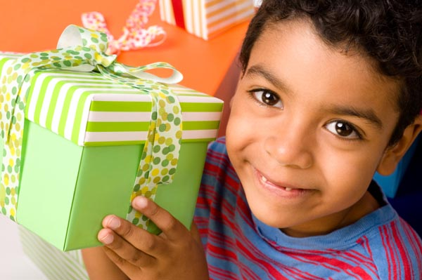boy-holding-grandparent-gift