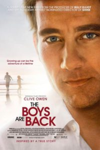 The Boys Are Back hits theaters Sept 25