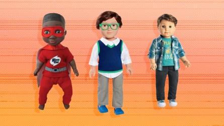 The best boy dolls 2020