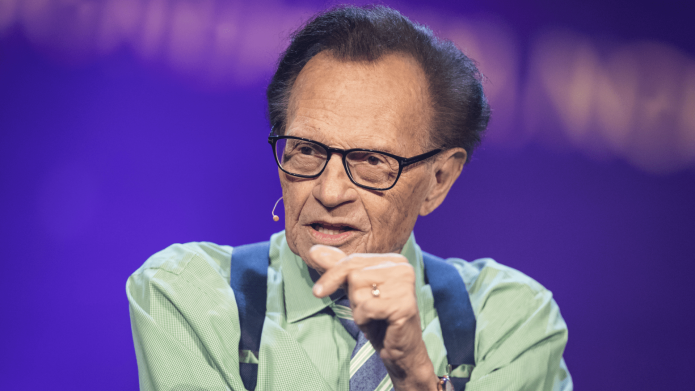 Larry King Reveals He Was Recently