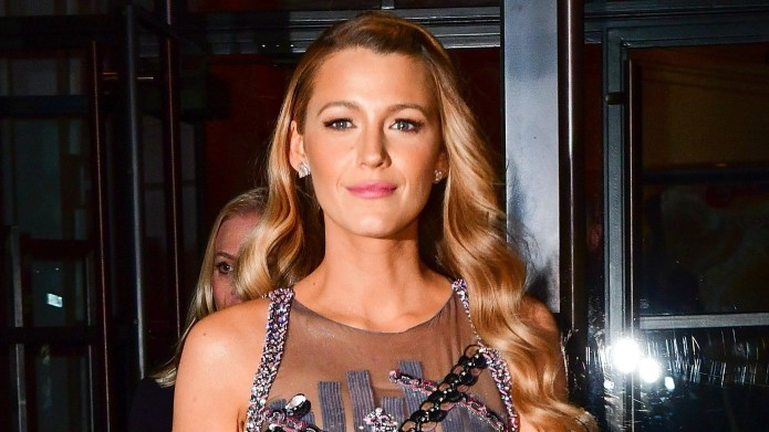 Blake Lively Is Unrecognizable With a