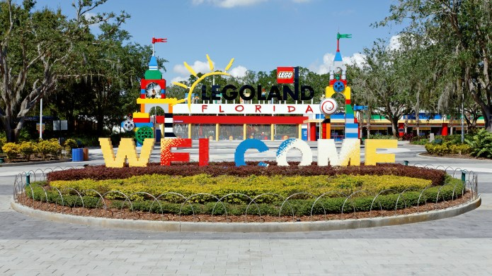 Legoland Park Is Now Catering to