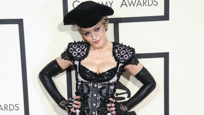 Madonna says ageism is just as