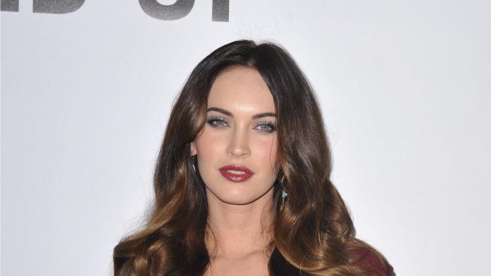 Megan Fox has a big crush