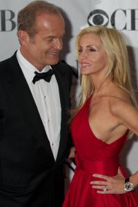 Kelsey Grammer getting divorced