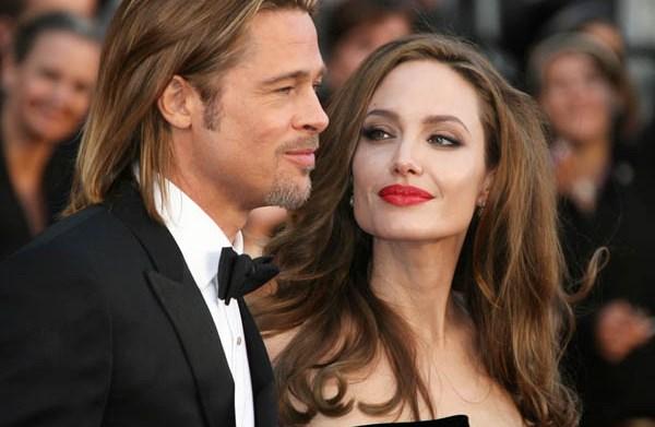 Brad Pitt and Angelina Jolie84th Annual