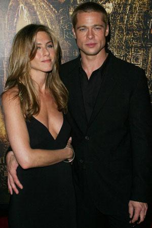 Brad Pitt Jennifer Aniston still friends