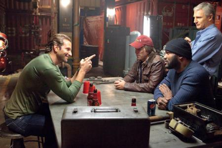Bradley Cooper and The A Team