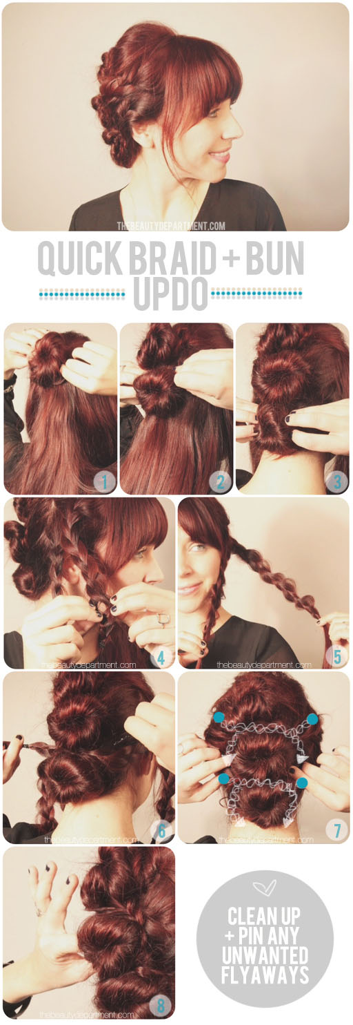 25 Diy Braided Hairstyles You Really Have To Pin Sheknows
