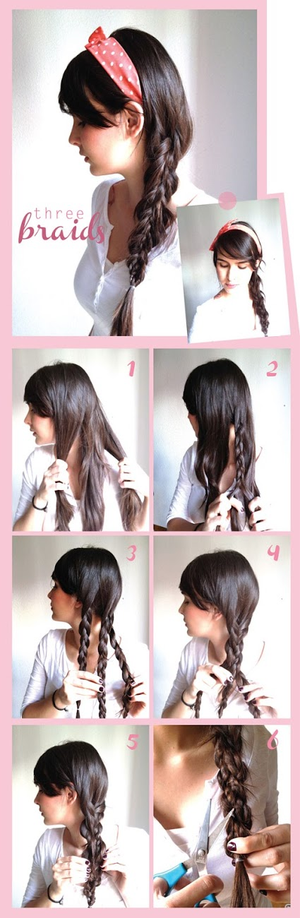 Triple Braid Tutorial