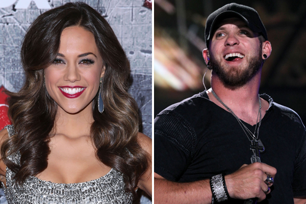 Brantley Gilbert proposes to Jana kramer