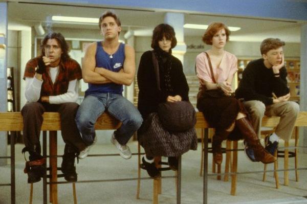 The Breakfast Club movie still