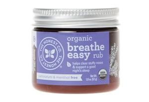 organic breathe easy rub