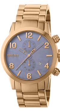 Splurge worthy accessory trend: Brera Orologi. Rose Gold Isabella watch