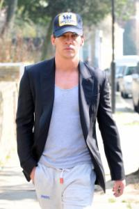 Jonathan Rhys Meyers refused treatment after