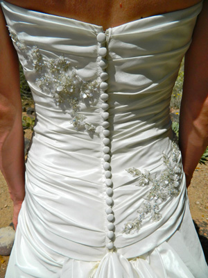 Dress from TLC's My Four Weddings