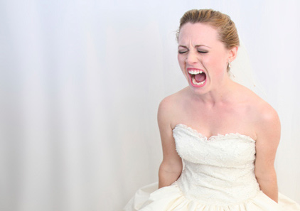 Escape wedding planning stress