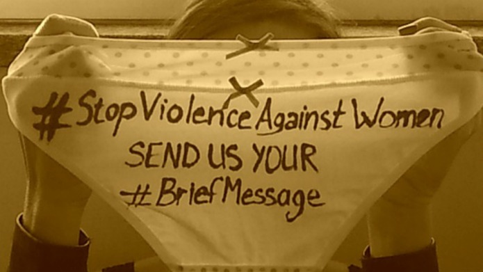 #BriefMessage project takes on violence against
