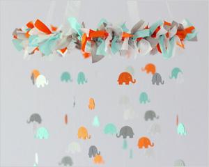 Elephant mobile