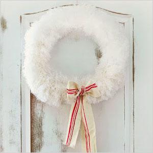 Brilliant or crazy wreath | Sheknows.ca
