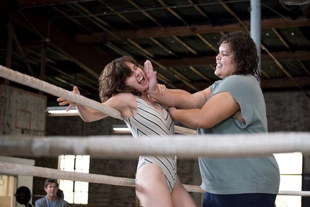 Britney Young Alison Brie Glow Netflix