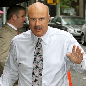 Dr. Phil defends rape tweet