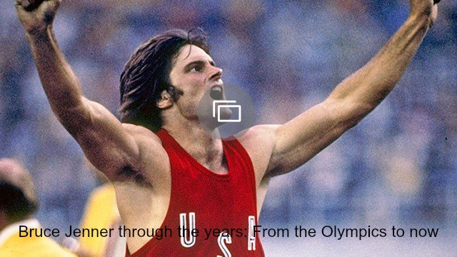 Bruce Jenner slideshow