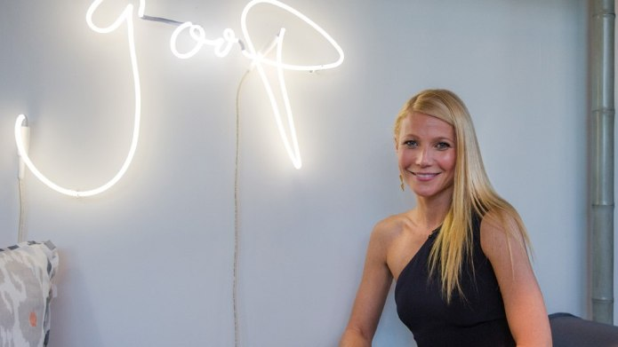 Gwyneth Paltrow discloses the hottest health