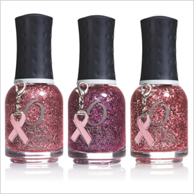 Orly Pretty in Pink Nail Polish Collection: $10 each