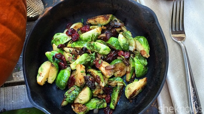 A Brussels sprouts recipe so good