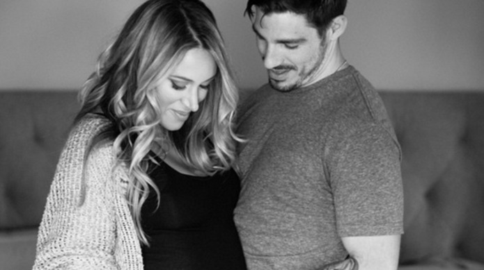 Haylie Duff welcomes her first daughter!