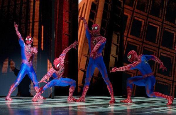 Spoiler Alert! Peter Parker dies in
