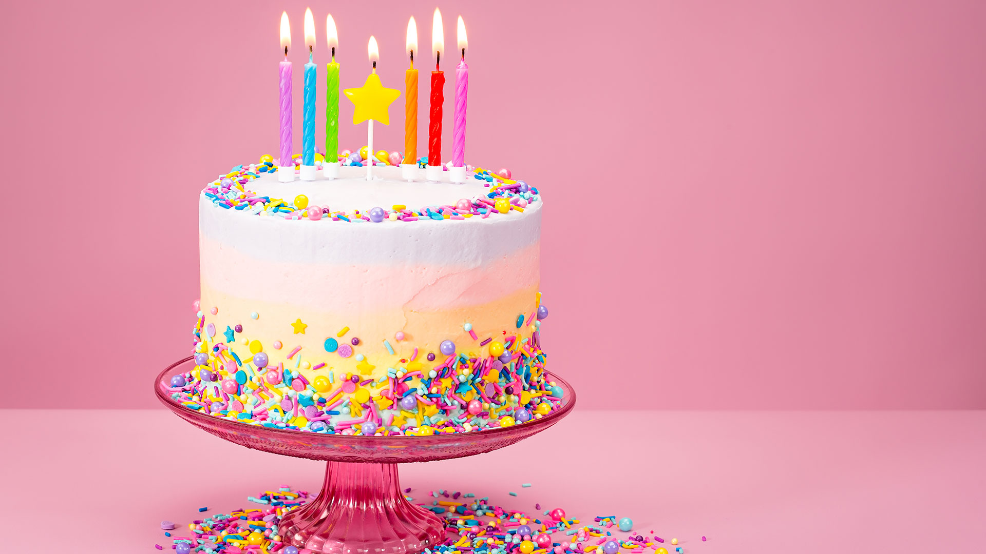 How Much Cake Do You Really Need For Your Next Birthday Party