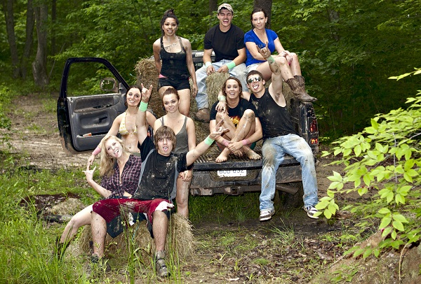Cast of Buckwild