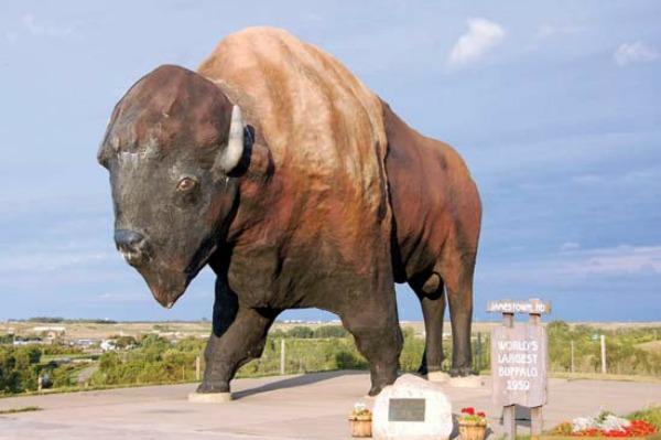Buffalo Monument