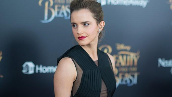 Emma Watson Thinks It's Weird You're