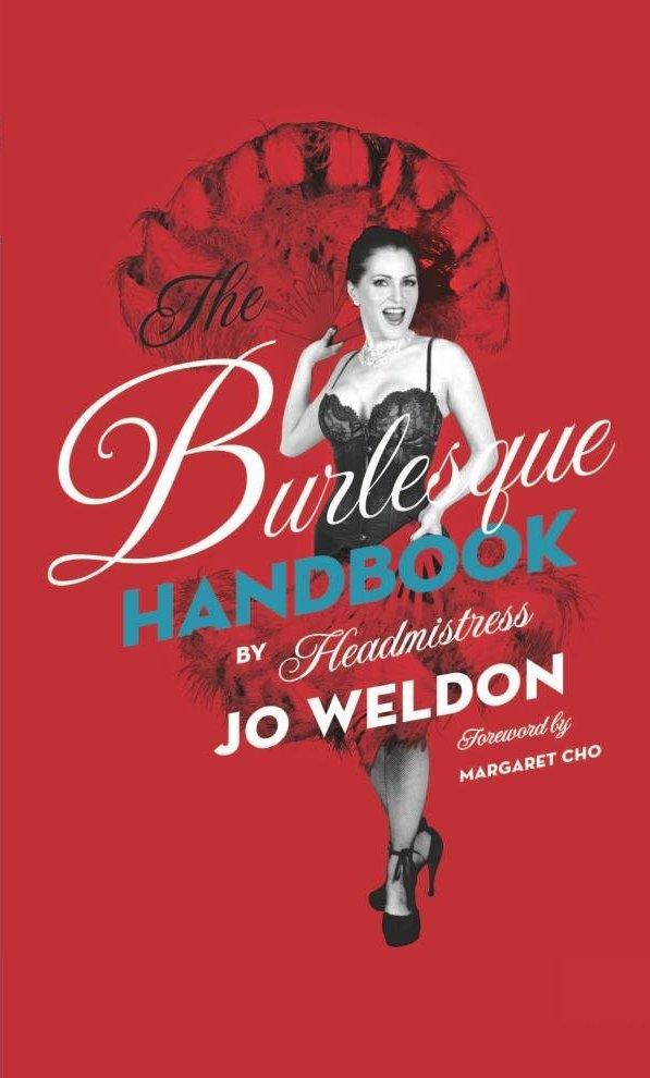 the burlesque handbook cover