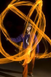 Burning Dan