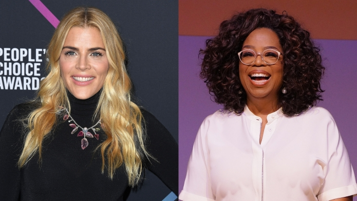 Oprah Called Busy Philipps, & Many