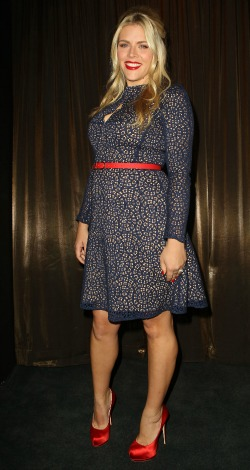 Busy Philipps pregnant