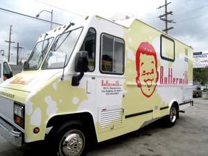 Buttermilk food truck