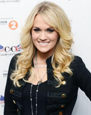 Carrie Underwood's fame gave her panic