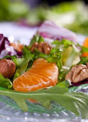 Cutie Walnut Salad