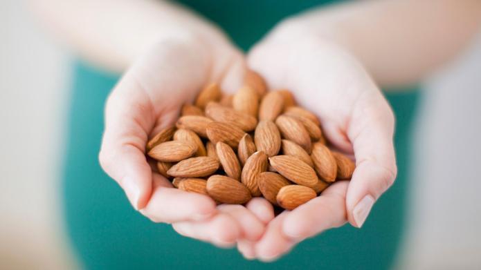 Almonds as a performance enhancer