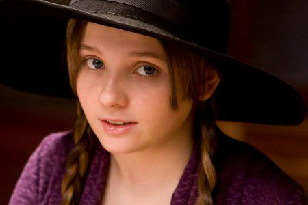 Abigail Breslin on Rango and childhood