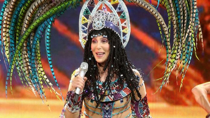 "Cher reveals she is ""really not"