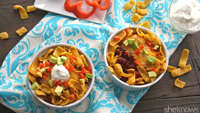 Meatless Monday: Mini Fritos potpies are